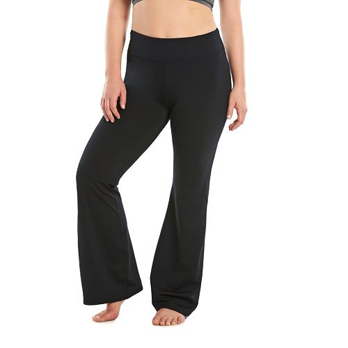 check out numerous in variety sale usa online Plus Size Gaiam Bootcut Yoga Pants