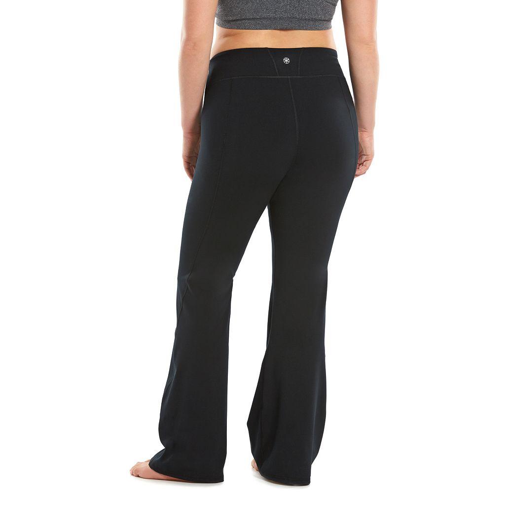 Plus Size Gaiam Bootcut Yoga Pants