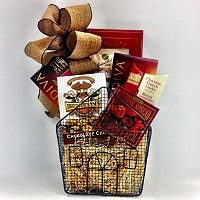 Fifth Avenue Gourmet House of Chocolate Candy Gift Basket