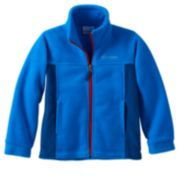 Columbia Sportswear Flat Top Mountain Fleece Jacket - Toddler Boy