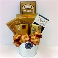 Fifth Avenue Gourmet The Chocolate & Tea Gift Basket Set
