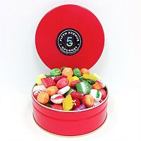 Fifth Avenue Gourmet 1-Pound Old Fashion Candy Holiday Tin