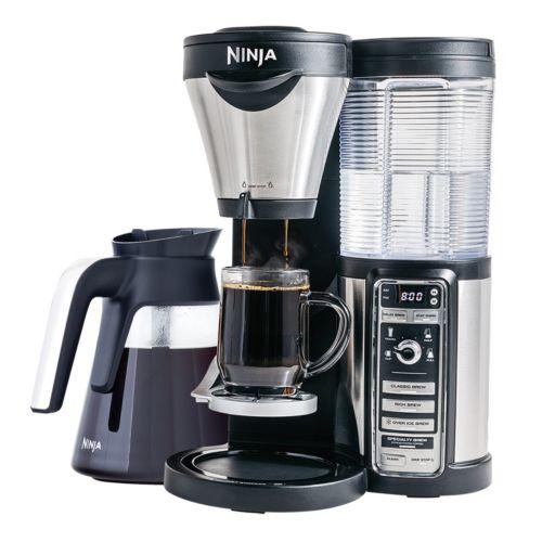 Ninja Coffee Bar with Glass Carafe (CF082)