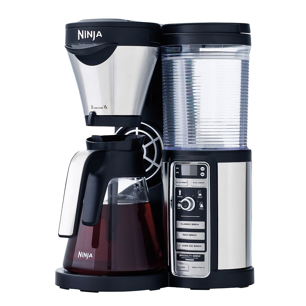 Ninja Coffee Bar with Glass Carafe