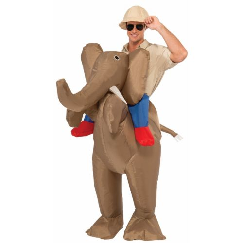 Inflatable Elephant Costume - Adult