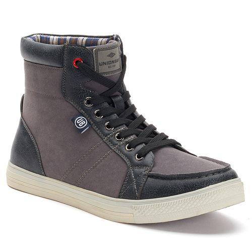 Unionbay Vine Men's High-Top Sneakers