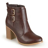 Journee Collection Port Women's Ankle Boots