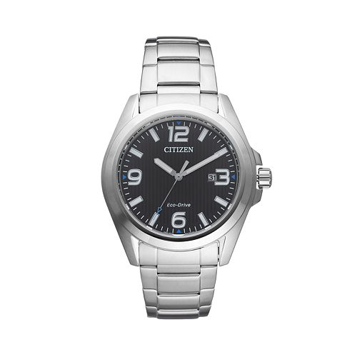 Citizen Eco-Drive Men's Sport Stainless Steel Watch - AW1430-86E