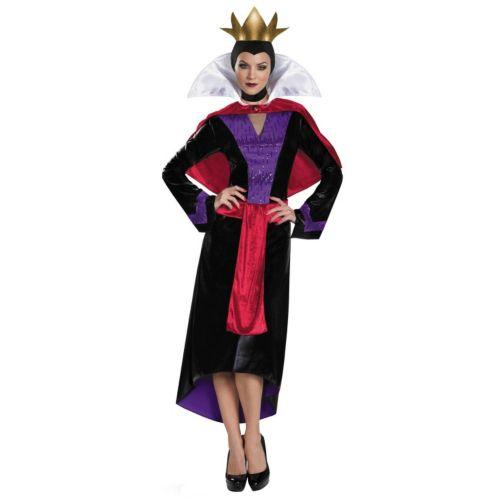 Disney's Snow White Evil Queen Deluxe Costume - Adult