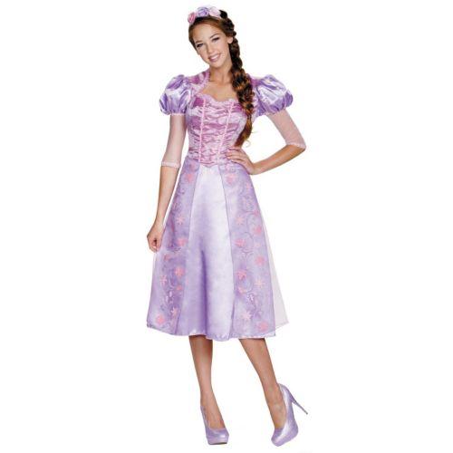 Disney Princess Rapunzel Deluxe Costume - Adult