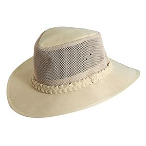 d2572fea2772dc Stetson Mesh Safari Hat - Men
