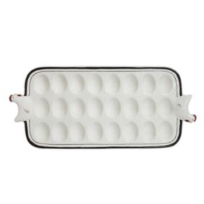 SONOMA Goods for Life™ Homestead Rooster Egg Tray