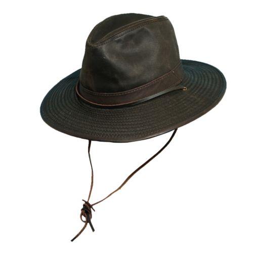 Weathered Safari Hat - Men