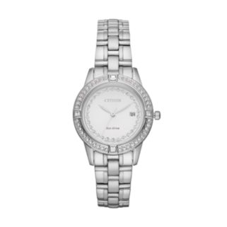 Citizen Eco-Drive Women's Silhouette Stainless Steel Watch - FE1150-58H