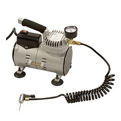 Champion Sports Ultra Quiet Air Compressor