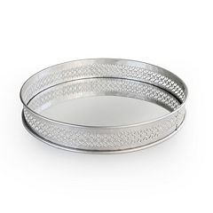 Allure by Jay 15-in. Round Serving Tray