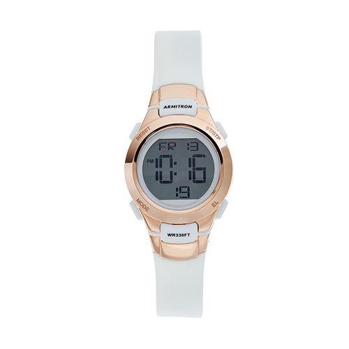 Armitron Women's Sport Digital Chronograph Watch - 45/7012RSG