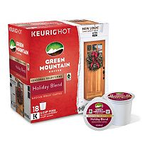 Keurig® K-Cup® Pod Green Mountain Coffee Holiday Blend Medium Roast Coffee - 18-pk.