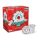 Keurig® K-Cup® Pod The Original Donut Shop Coffee Peppermint Bark Light Roast Coffee - 18-pk.