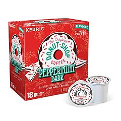Keurig® K-Cup® Pod The Original Donut Shop Coffee Peppermint Bark Light Roast Coffee - 18-pk.