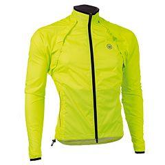 Men's Canari Optimo Full-Zip Bicycle Jacket