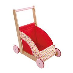 HABA Summer Meadow Doll Pram