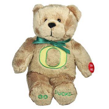Oregon Ducks Musical Teddy Bear