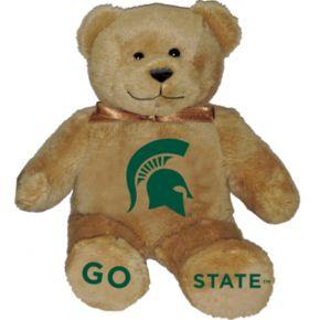 Michigan State Spartans Musical Teddy Bear
