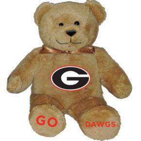 Georgia Bulldogs Musical Teddy Bear