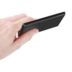 Innovative Technology Justin 2500mAh Ultra Slim Portable Power Bank