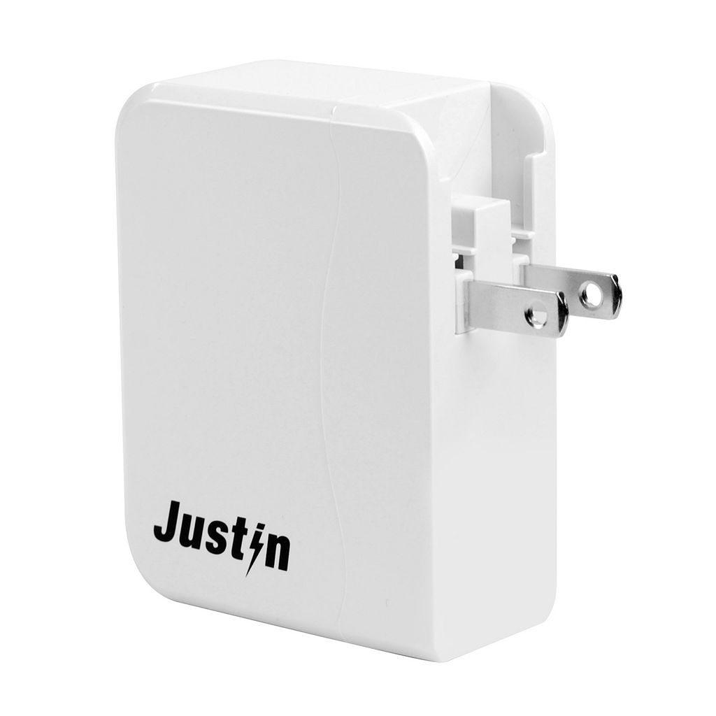 Innovative Technology Justin Portable 4-Port USB Power Hub