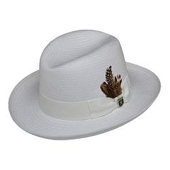 Stacy Adams Toyo Homburg Hat - Men
