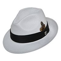 Stacy Adams Toyo Snap-Brim Fedora - Men