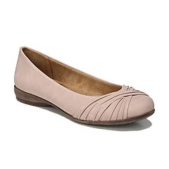 NaturalSoul by naturalizer Girly Women's Skimmer Ballet Flats