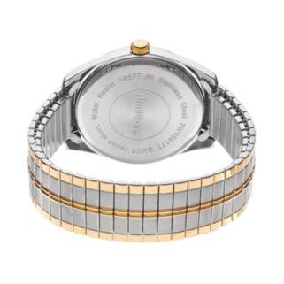 Armitron Men's Two Tone Expansion Watch - 20/4591GYTT