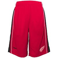 Boys 8-20 Reebok Detroit Red Wings Rookie Shorts