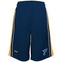 Boys 8-20 Reebok St. Louis Blues Rookie Shorts