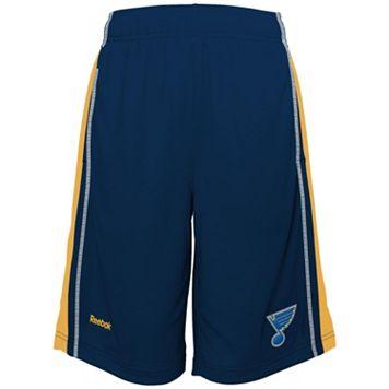 Boys 8-20 Reebok St. Louis Blues Rookie Shorts