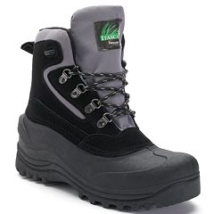 Itasca Lutsen Mens' Waterproof Winter Boots