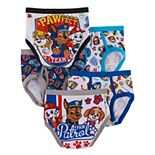 Boys 4-8 Paw Patrol 5-Pack Briefs