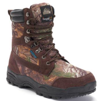 Itasca Long Range Men's Waterproof Mossy Oak Hunting Boots