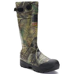 Itasca Swampwalker Real Tree Camouflage Men's Knee-High Waterproof Boots