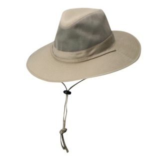 DPC Solarweave Mesh Safari Hat - Men