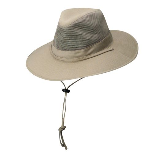 DPC Solarweave Mesh Safari Hat - Men