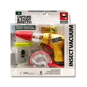 Bug Out! Deluxe Critter Capture Set by Lanard