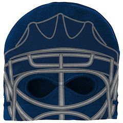Youth Reebok St. Louis Blues Mask Knit Cap