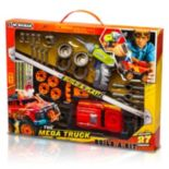 Workman Build Your Own Off Road Mega Truck Kit by Lanard