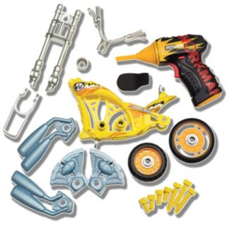Workman Build Your Own Moto Chopper Kit by Lanard