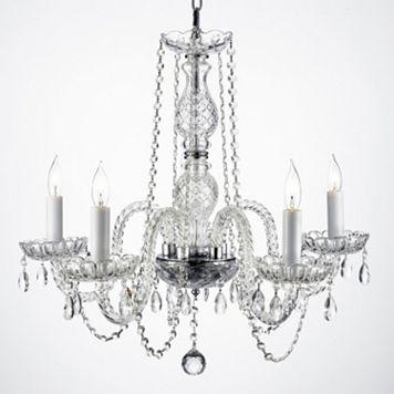 Gallery Venetian Style 5-Light Chandelier