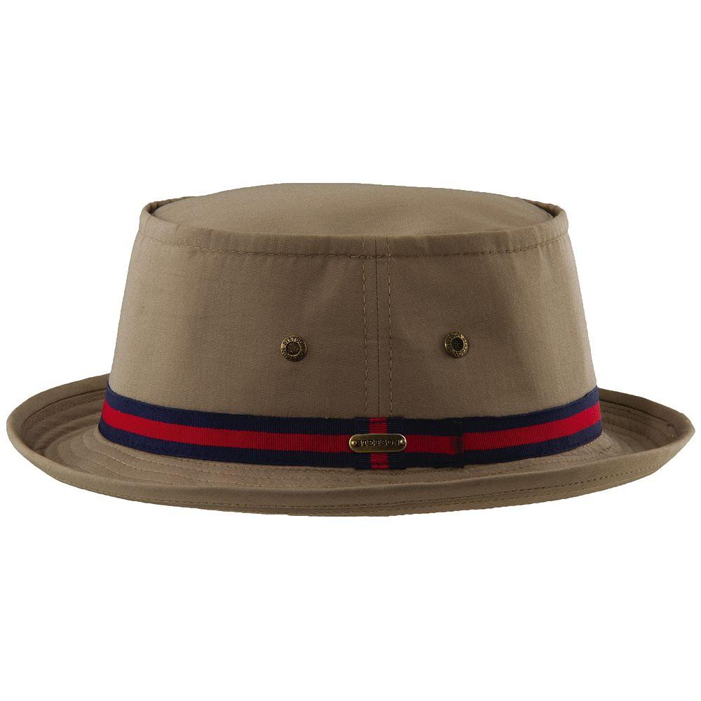 Stetson Fairway Bucket Hat - Men 82aa4551136